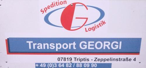 Transport Georgi