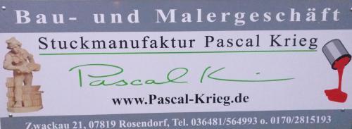 Bau- und Malergschäft Pascal Krieg