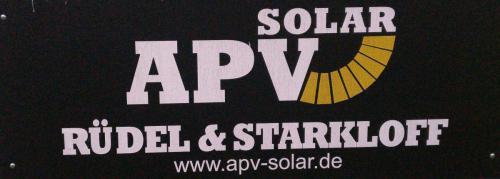 APV Solar Rüdel & Starkloff