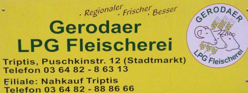 Gerodaer LPG Fleischerei
