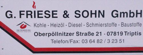 G. Friese & Sohn