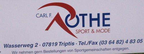 Sport & Mode Rothe