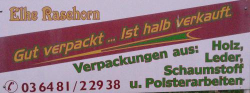 Elke Rasehorn Verpackungen