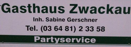 Gasthaus Zwackau