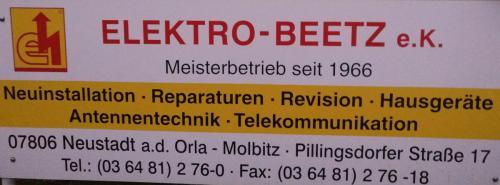 Elektro Beetz