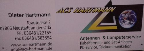 ACS Hartmann